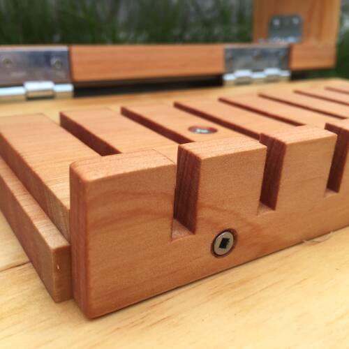 Multi-bar Soap Cutter, close-up