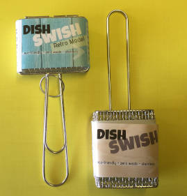 Comments from Modish - old and new soap shakers