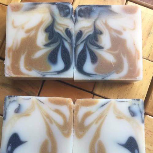 Swirled soap 2